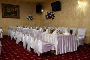 Банкетный зал для праздника