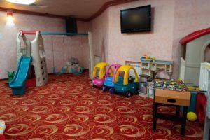 Детская комната для развлечений.