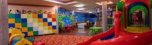 Игровая комната ресторана ТАТИ