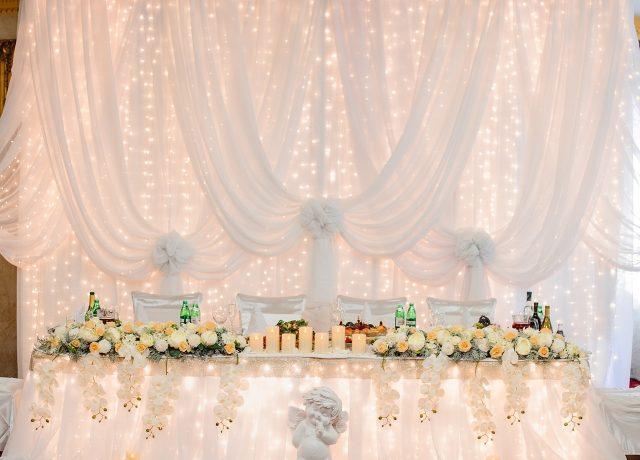 Весілля. Флористика.