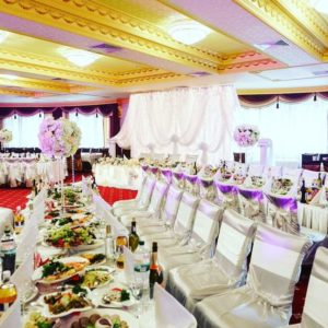 Ресторан для весілля. Ресторан для свадьбы.