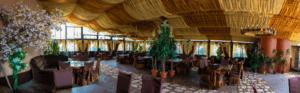 Літня тераса ресторану ТАТІ