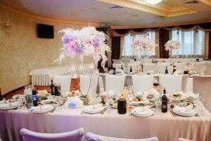Ресторан для свадебного банкета в Киеве